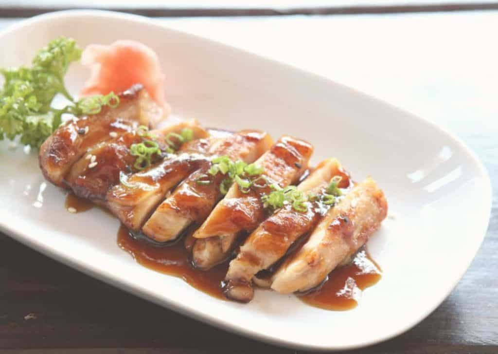 chicken teriyaki recipe blog post