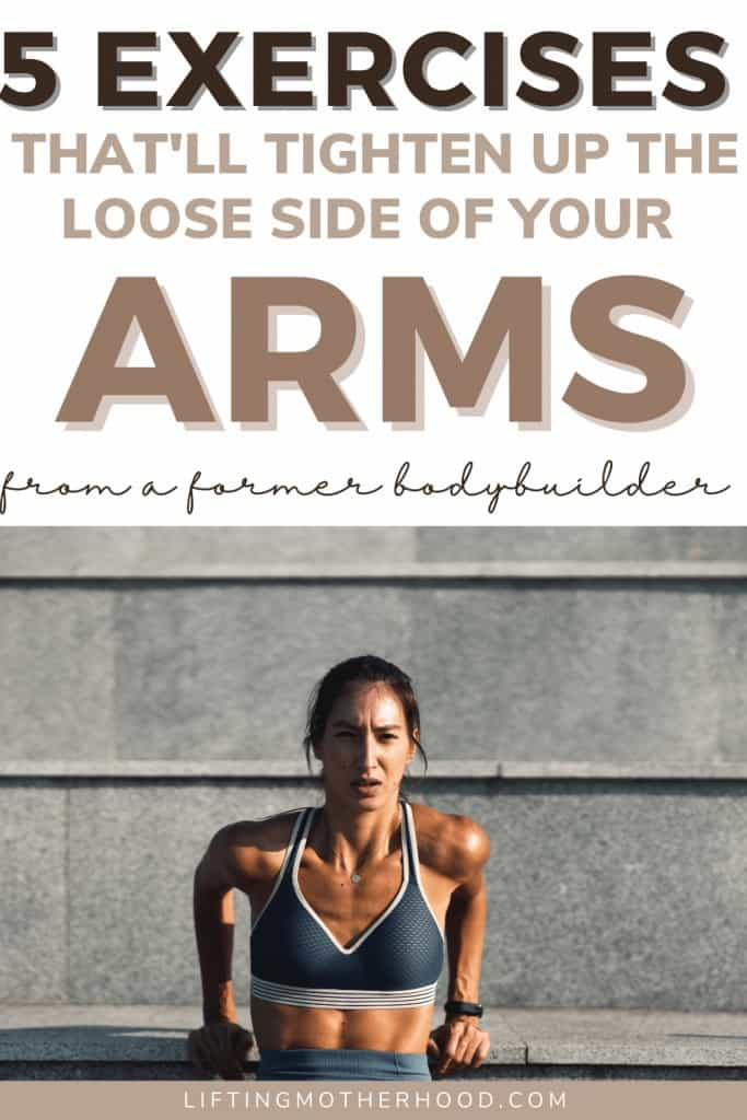 tricep exercises for women pin