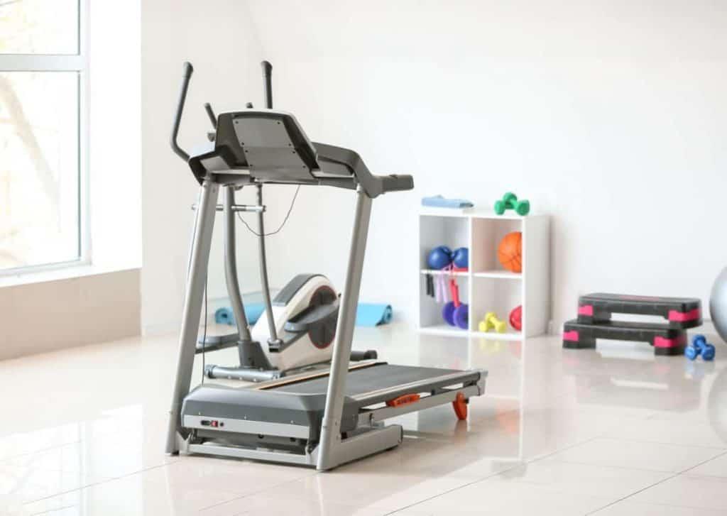 home-gym-essential equipment for moms