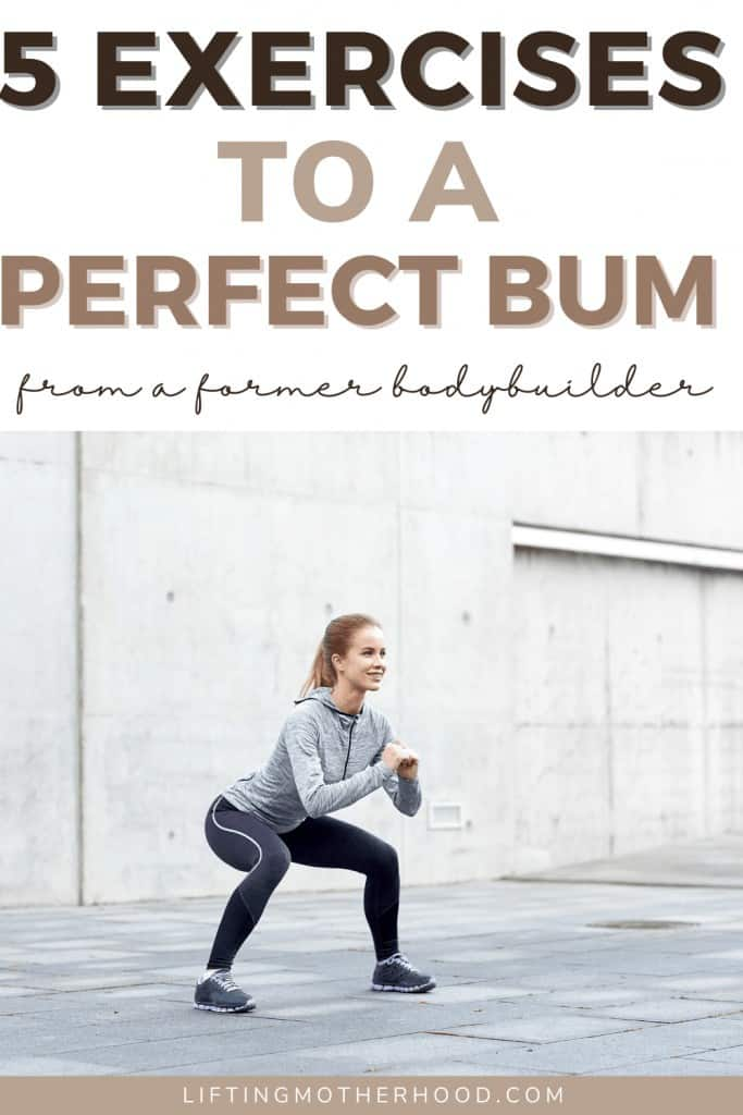 pinterest pin build your glutes post