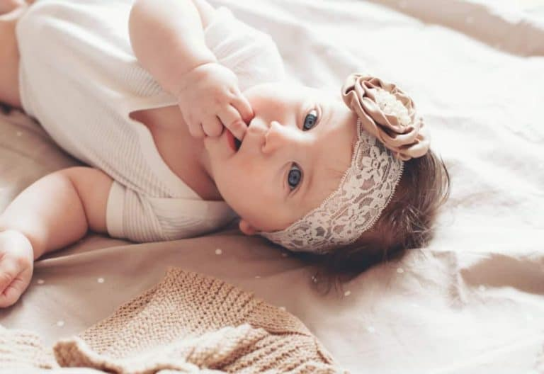 100+ Unique Baby Girl Names With Middle Names