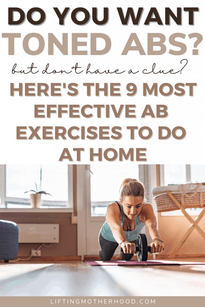 pinterest effective ab exercises