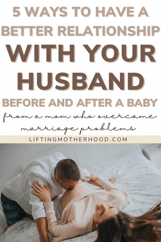 pinterest pin better relationship with husband