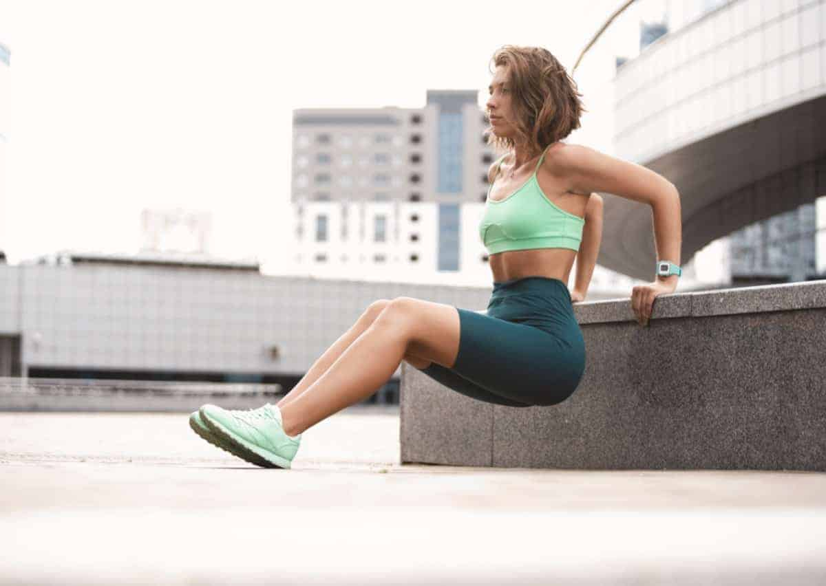 The Best Home Tricep Exercises For Women That'll Tighten Your Arms Up