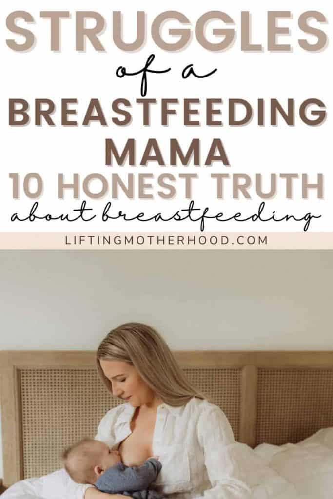 breastfeeding struggles pin