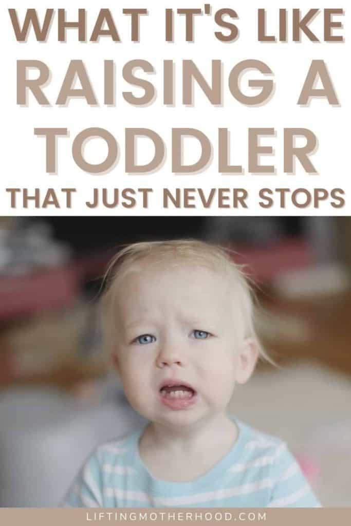 struggles raising toddler pin