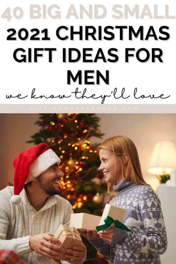 2021 christmas gift ideas for men